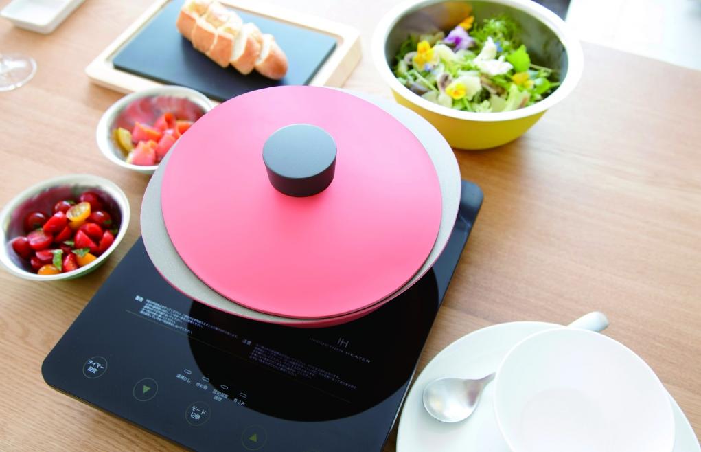 """EAトCO"" Nabe cooking pot"