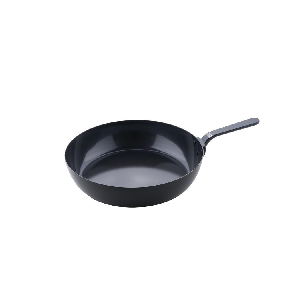 Iron frying pan 26cm